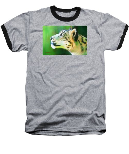 Katso Valo Baseball T-Shirt by Greg Collins