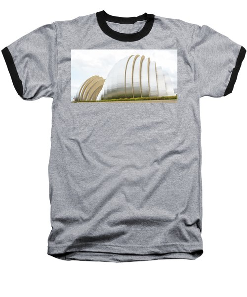 Kauffman Center Performing Arts Baseball T-Shirt