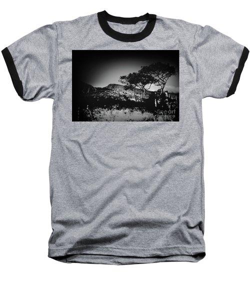 Kaupo Gap East Maui Hawaii Baseball T-Shirt by Sharon Mau