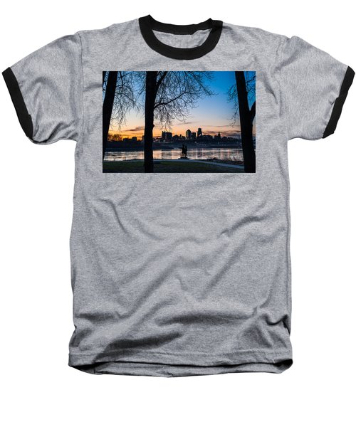 Kaw Point Park Baseball T-Shirt