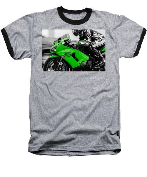 Kawasaki Ninja Zx-6r Baseball T-Shirt