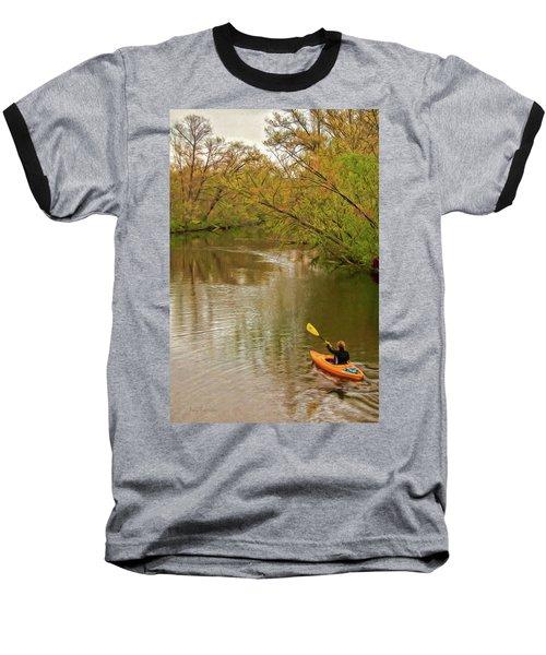 Kayak At Mead Baseball T-Shirt
