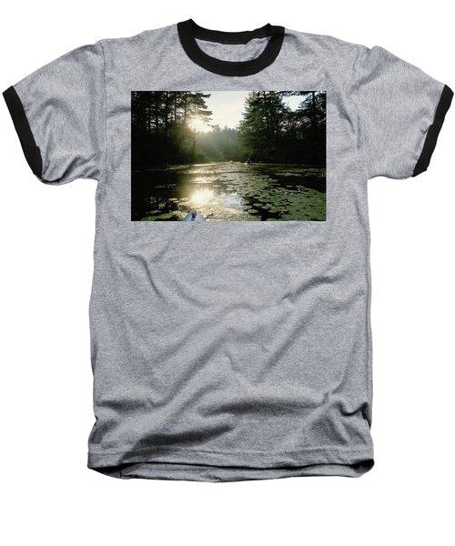 Kayaking Baseball T-Shirt