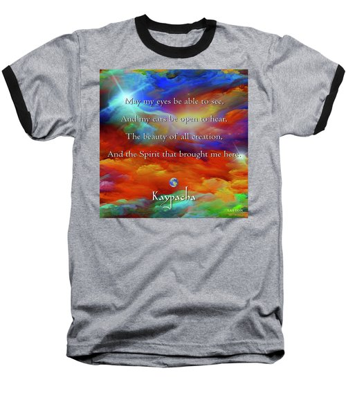 Kaypacha August 17,2016 Baseball T-Shirt