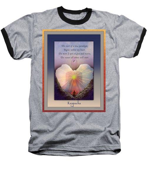 Kaypacha Mantra 3.3.2015 Baseball T-Shirt