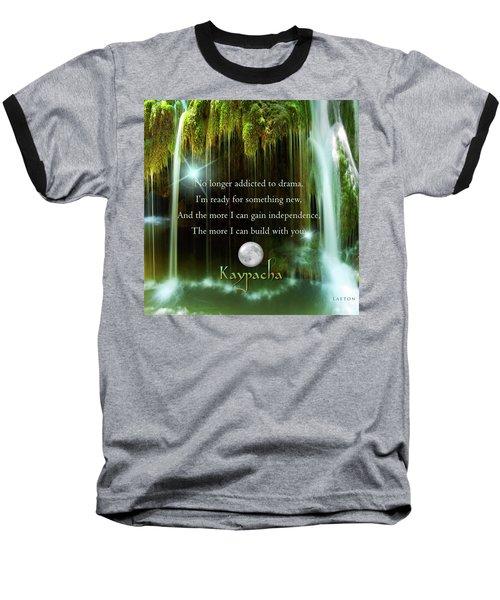 Kaypacha - November 10, 2016 Baseball T-Shirt