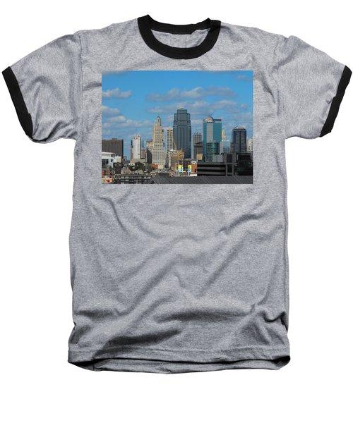 Kc Is Booming Baseball T-Shirt