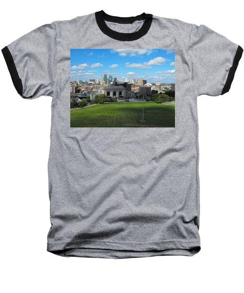 Kc Skyine Baseball T-Shirt