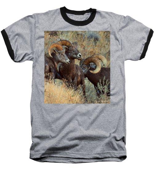 Keep An Eye On Him... Baseball T-Shirt