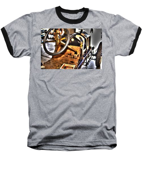 Keep It Simple Stupid  Baseball T-Shirt by Josh Williams