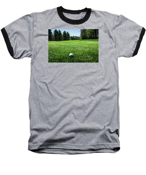 Keep Your Eye On The Ball Baseball T-Shirt