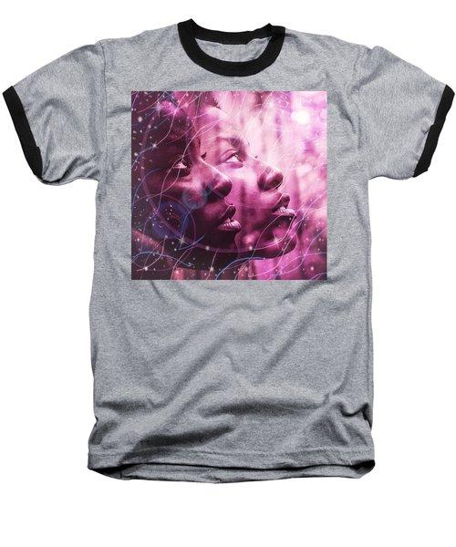 Keep Your Head To The Sky Baseball T-Shirt