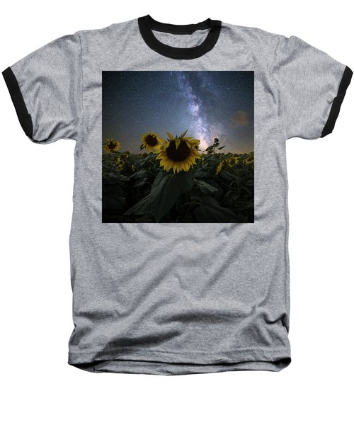 Baseball T-Shirt featuring the photograph Keep Your Head Up by Aaron J Groen