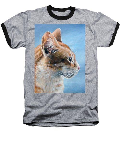 Keeping An Eye On You Baseball T-Shirt