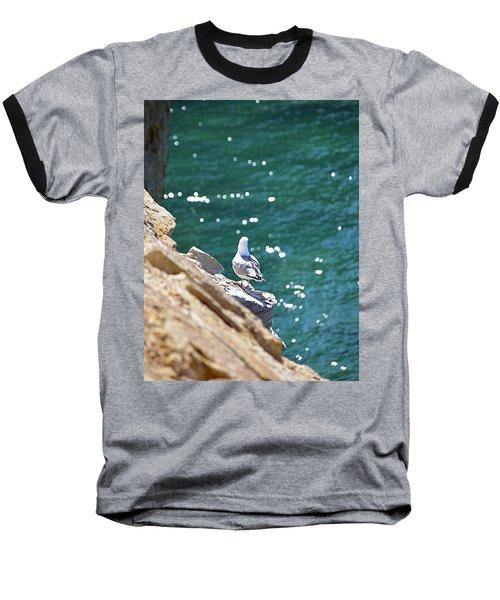 Keeping Watch Baseball T-Shirt