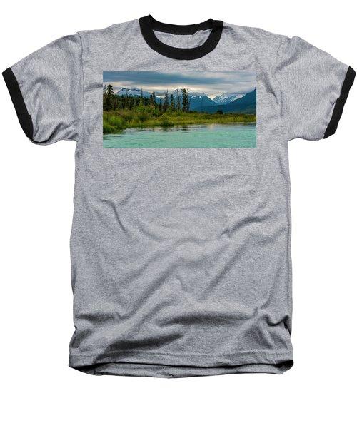 Baseball T-Shirt featuring the photograph Kenai by Gary Lengyel