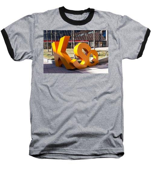 Kendall Square Sign Cambridge Ma Baseball T-Shirt