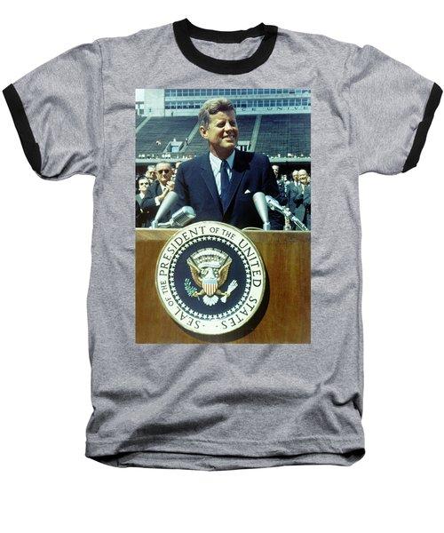 Kennedy At Rice University Baseball T-Shirt