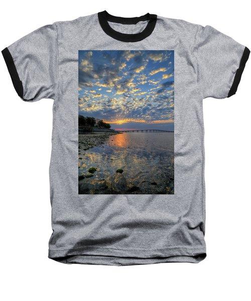 Kennedy Park Sunrise Baseball T-Shirt