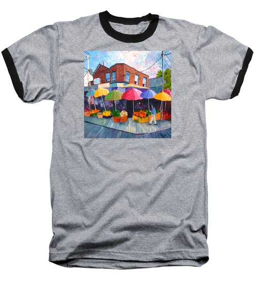 Kensington Market Baseball T-Shirt
