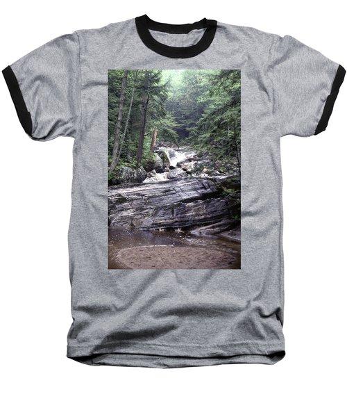 Kent Falls 2 Baseball T-Shirt