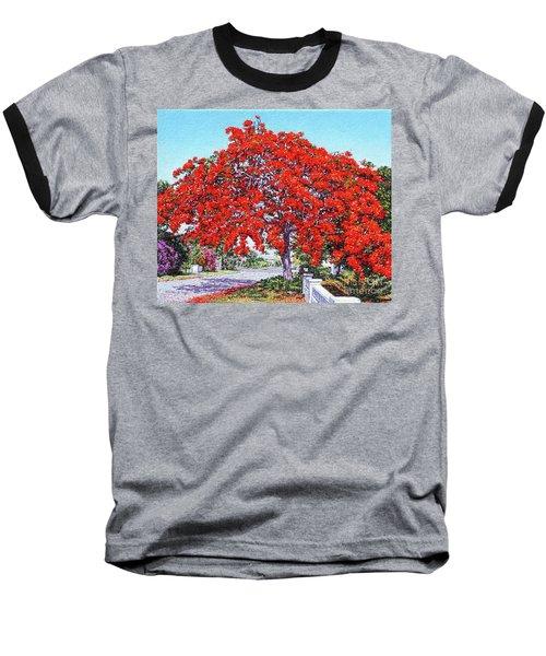 Kent Street - Nassau East Baseball T-Shirt