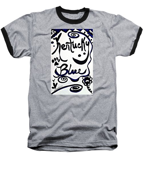 Kentucky Blue Baseball T-Shirt