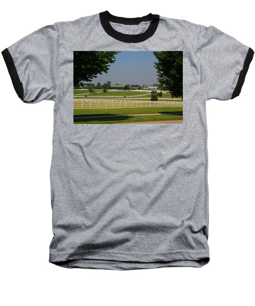 Kentucky Horse Park Baseball T-Shirt