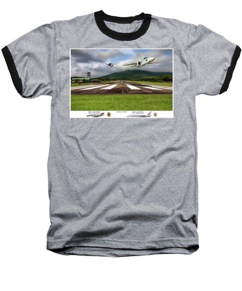 Kep Field Air Show Baseball T-Shirt