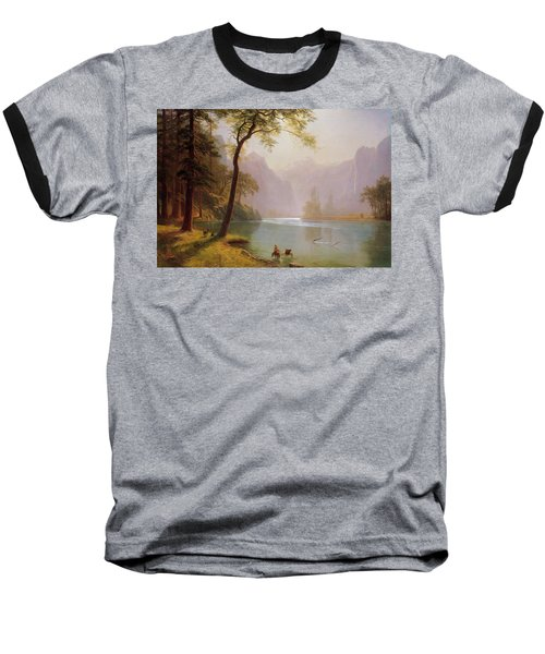 Kern S River Valley California Baseball T-Shirt
