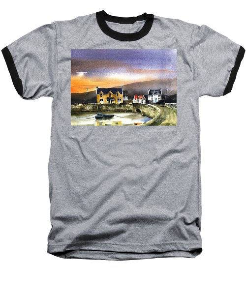 Kerry... Beara. Killmakilloge Harbour Baseball T-Shirt