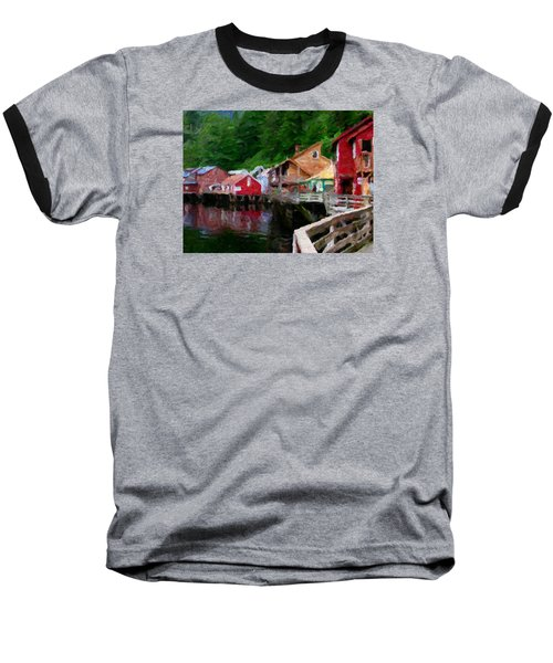 Ketchikan Alaska Baseball T-Shirt