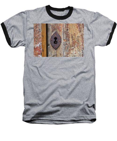 Key Hole Baseball T-Shirt