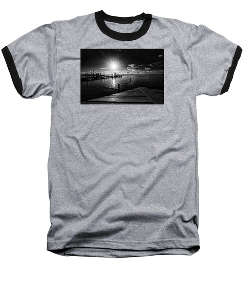 Key Largo Baseball T-Shirt by Kevin Cable