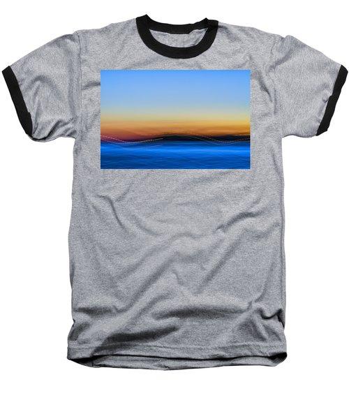 Key West Abstract Baseball T-Shirt