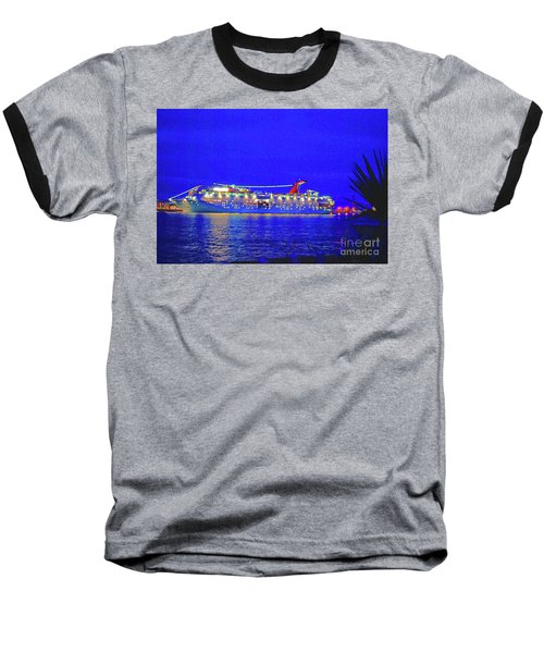 Key West Cruising  Baseball T-Shirt