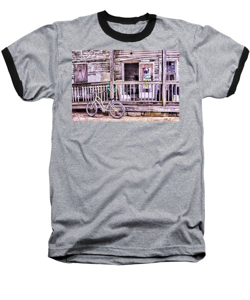 Key West Flower Shop Baseball T-Shirt