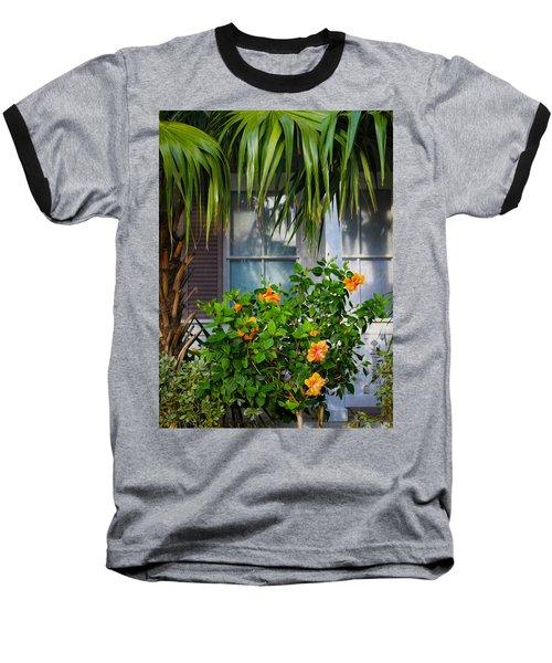 Key West Garden Baseball T-Shirt