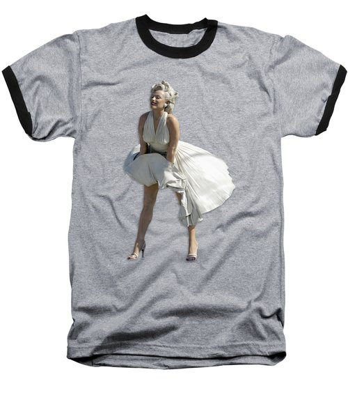 Key West Marilyn - Special Edition Baseball T-Shirt