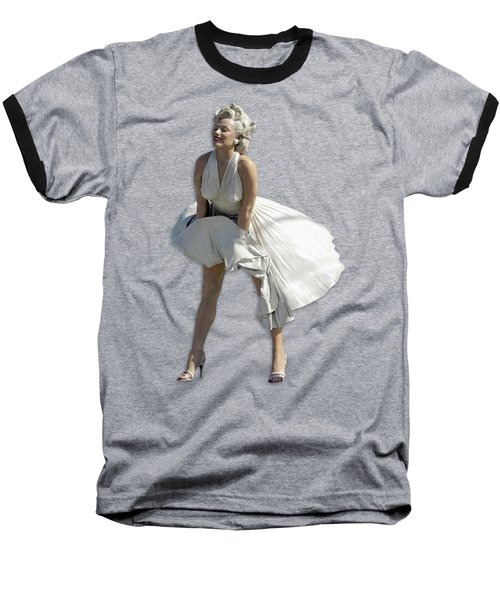 Key West Marilyn - Special Edition Baseball T-Shirt