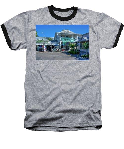Key West Tackle Baseball T-Shirt
