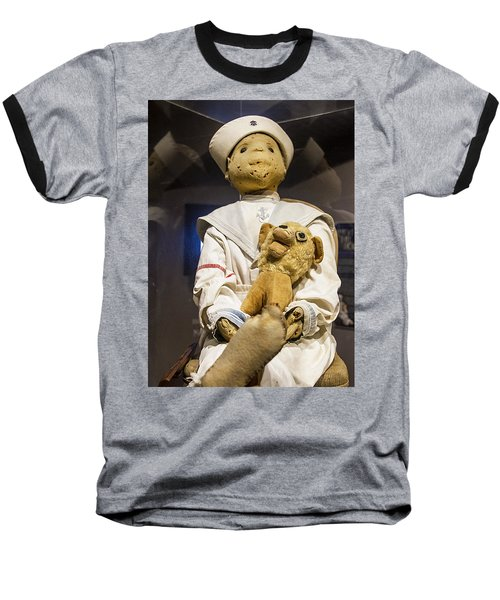 Key Wests Robert The Doll Baseball T-Shirt