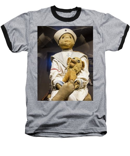 Key Wests Robert The Doll Baseball T-Shirt