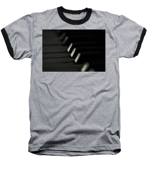 Baseball T-Shirt featuring the photograph Keys by Jay Stockhaus