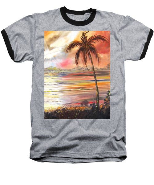 Keys Sunrise, Sunset Baseball T-Shirt