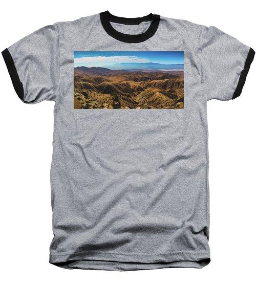 Keys View Overlook Panorama Baseball T-Shirt