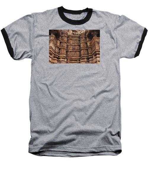 Khajuraho Temples 2 Baseball T-Shirt