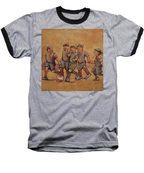 Kick It Baseball T-Shirt