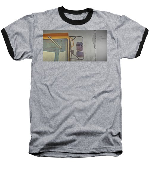 Baseball T-Shirt featuring the photograph Kick by Mark Ross