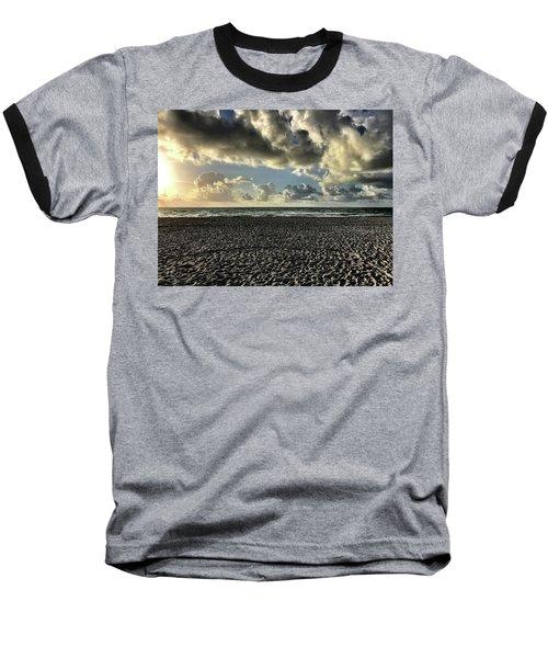 Kicking Back Baseball T-Shirt
